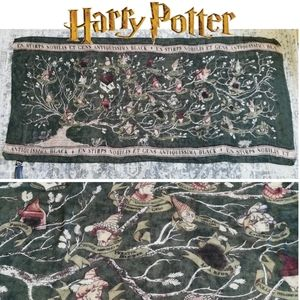 Harry Potter Sirius Black Family Tree Scarf Shawl